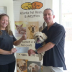 Atlanta Pet Rescue_charitable giving project